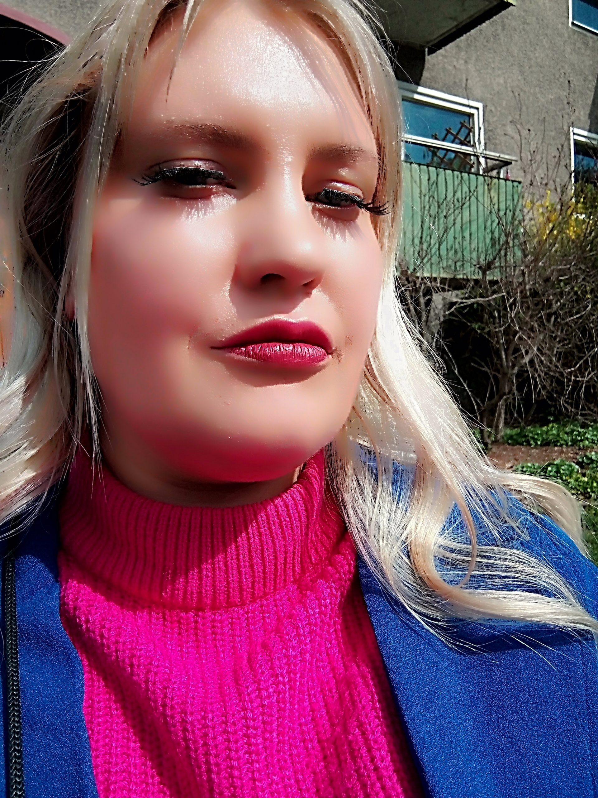 Intervju med Alma Lindé